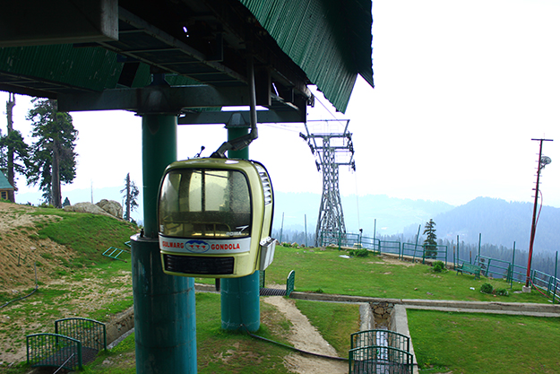World's 2nd longest cable car ride