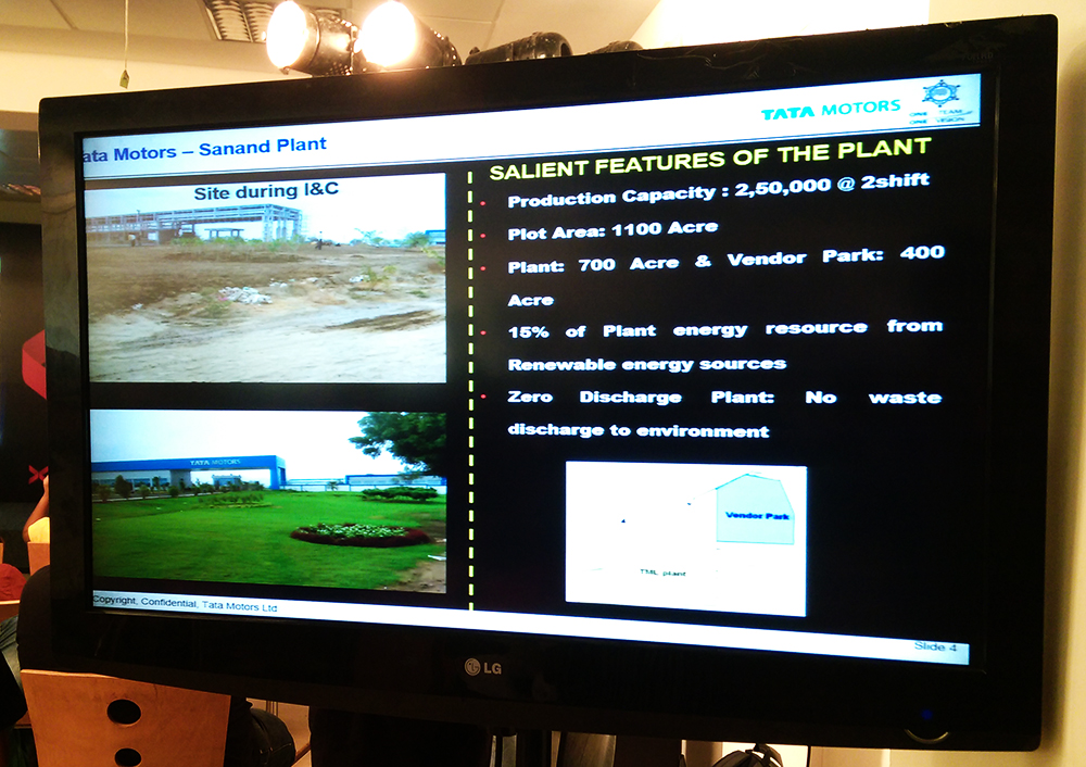 Features of the plant