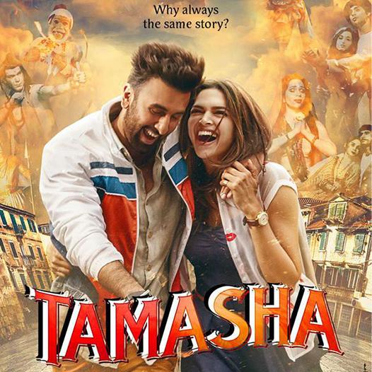Tamasha – Love, Life & beyond